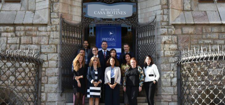 La Casa Botines de León acoge la Asamblea General de la Asociación Española de Montes de Piedad