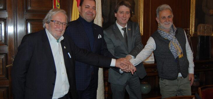 FUNDOS acuerda con el Ayuntamiento de Soria la reapertura del Centro Cultural Gaya Nuño