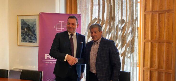 FUNDOS firma un convenio con el diario El Norte de Castilla