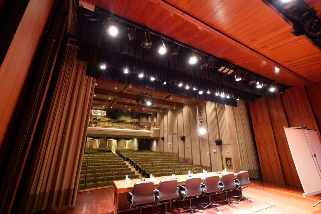 Auditorio FUNDOS Castilla en Palencia