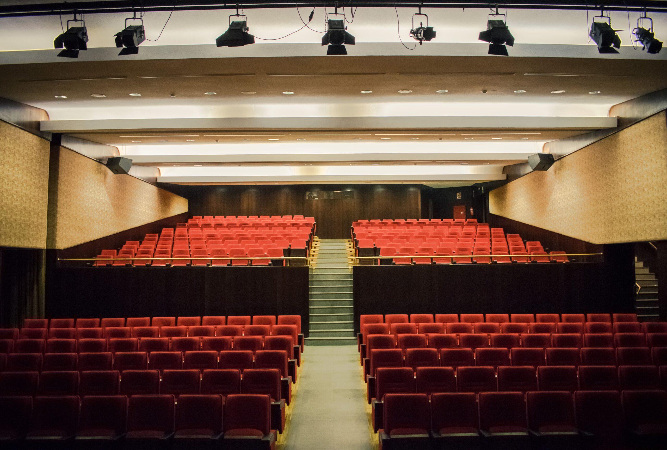 Auditorio FUNDOS La Marina en Zamora