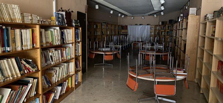 FUNDOS cede al Ayuntamiento de Villada la biblioteca 'San Luis Gonzaga'