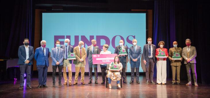 Fundos celebró la fiesta de la innovación en la segunda edición de sus Premios