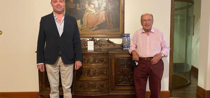 Casa Botines recibe una donación de la familia leonesa Robles Zamora