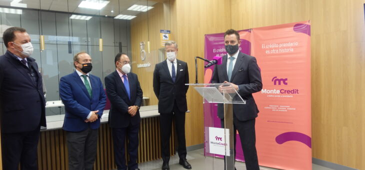 MonteCredit lleva su modelo de crédito social a Burgos