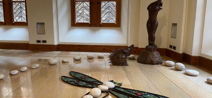 Casa Botines expone los castaños del Bierzo